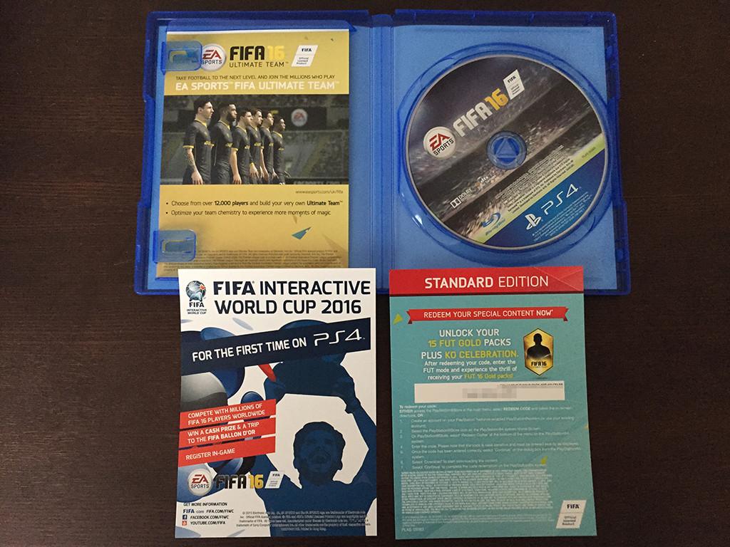 FIFA16アジア版の中身