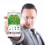 スマホで簡単にサッカーのフォーメーションが作成できるアプリ「LINEUP11」を使ってみた