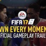 FIFA17のプレイ動画が公開!リアルなグラフィックや改善されたシステムが発表されました