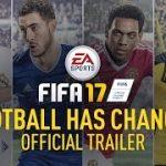 FIFA17の発売が決定!発売日やプラットフォームの情報が公開されました