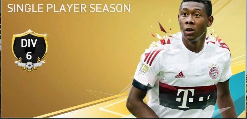 FIFA16 UT Div6