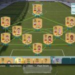 FIFA16 UT ゴールドカードでスカッドを作成してDiv6のタイトルを獲得