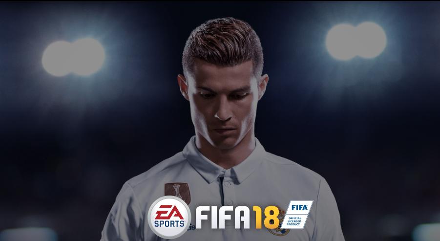 FIFA18タイトル発売が決定