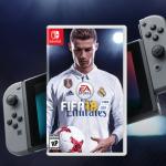 FIFA18の発売日までにニンテンドースイッチは手に入るのか