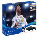 FIFA18とPS4本体のセット商品の発売決定!PS4を持っていない人はこのチャンスを逃すな