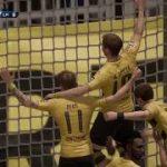 FIFA18キャリアモードの結果 ドルトムント2017年8月~9月