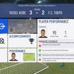 FIFA19選手キャリアモード 1年目J1リーグ前半FC東京戦