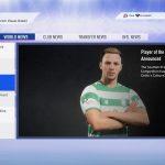 FIFA19選手キャリアモード4年目はスコットランドの名門セルティックFCへ